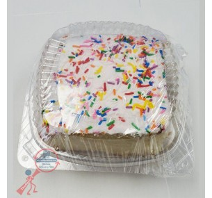 Butter Cake With Springler (Small)