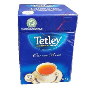 Tetley Tea, Orange Pekoe, 72-Count Tea Bags (தேயிலை)