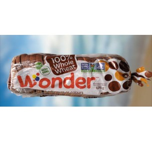 WONDER BREAD WHL WHT (பாண் 675G)